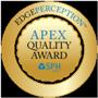 The Center for Minimally Invasive surgery Apex Award